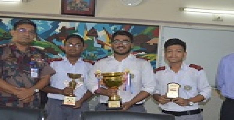Royal Cement - College Debating Competition