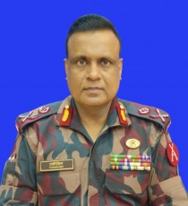 Lt Col Hafez Md. Zonayed Ahmed, AEC